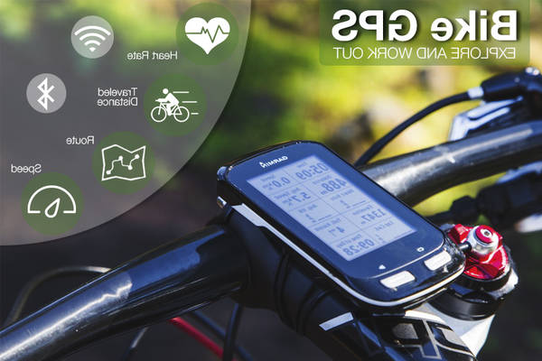 bicycle gps speedo