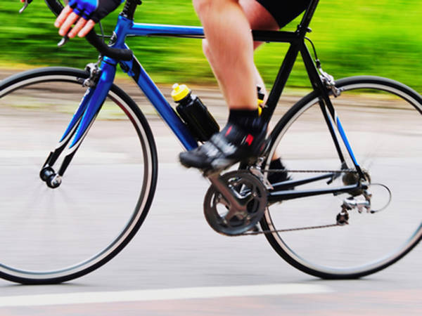 cycling cadence heart rate